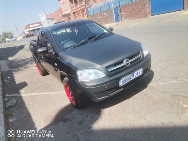 2007 Opel Corsa Utility 1.4i Club Pu Sc  Gauteng Johannesburg_0