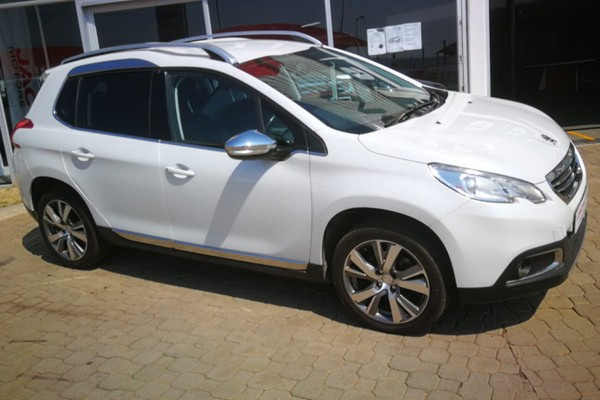 2014 Peugeot 2008 1.6 VTi Allure Gauteng Roodepoort_0