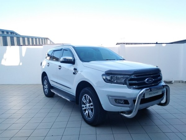2019 Ford Everest 2.0D Bi-Turbo LTD 4X4 Auto Kwazulu Natal Pinetown_0