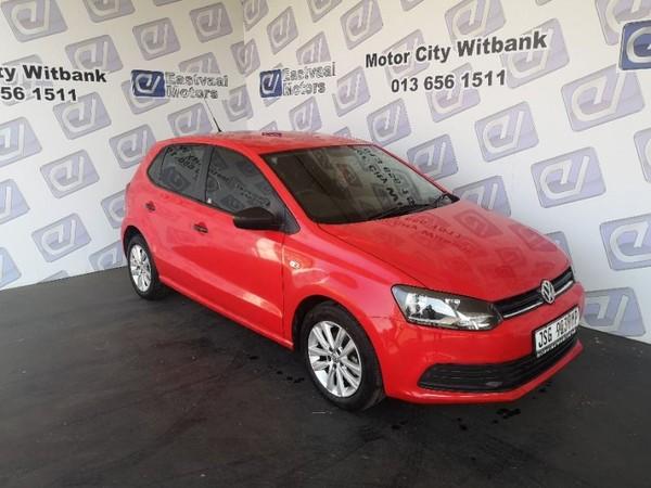 2019 Volkswagen Polo Vivo 1.4 Trendline 5-Door Mpumalanga Witbank_0
