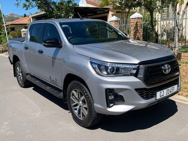 2018 Toyota Hilux 2.8 GD-6 RB Raider Double Cab Bakkie Auto Western Cape Paarl_0