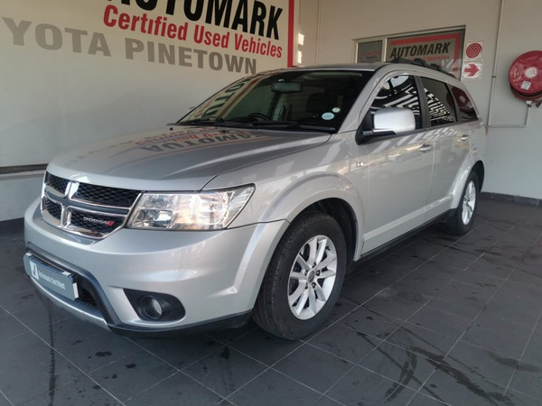 2013 Dodge Journey 3.6 V6 Sxt At  Kwazulu Natal Pinetown_0