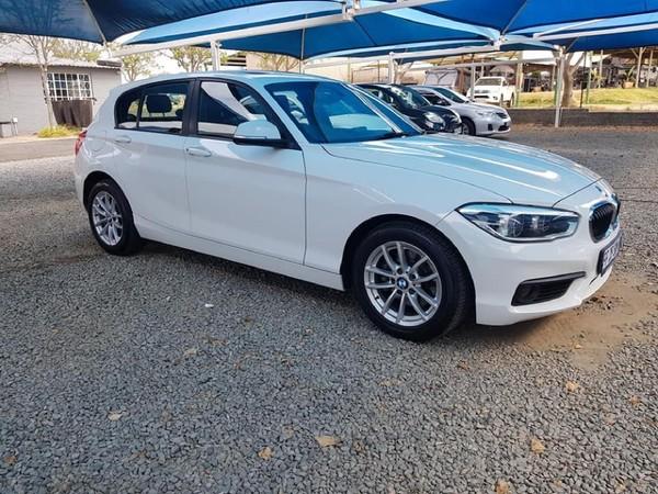 2016 BMW 1 Series 120d 5DR Auto f20 Gauteng North Riding_0