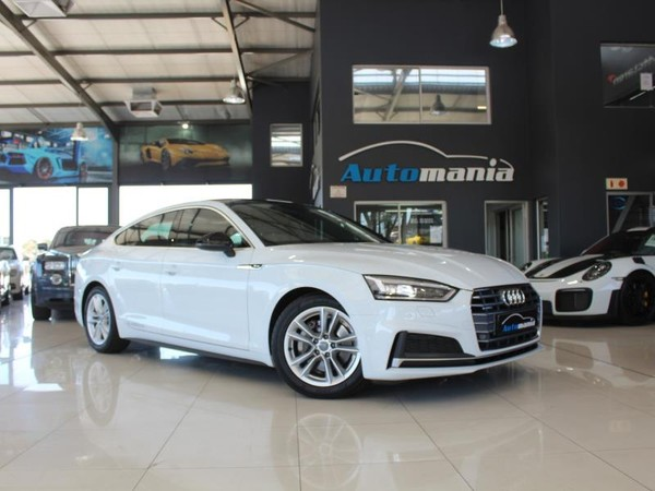 2017 Audi A5 2017 Audi A5 Sportback 2.0TDI Sport S Line Sports Gauteng Kyalami_0