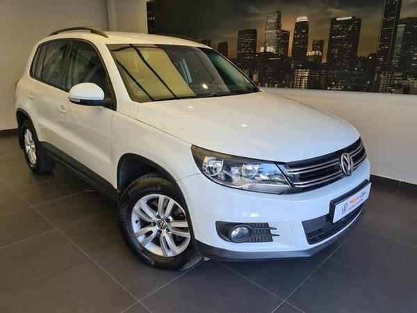 2014 Volkswagen Tiguan 1.4 Tsi Bmo Tren-fun 90kw  Free State Bloemfontein_0