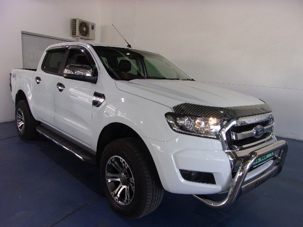 2019 Ford Ranger 3.2TDCi XLT 4X4 Auto Double Cab Bakkie Free State Kroonstad_0