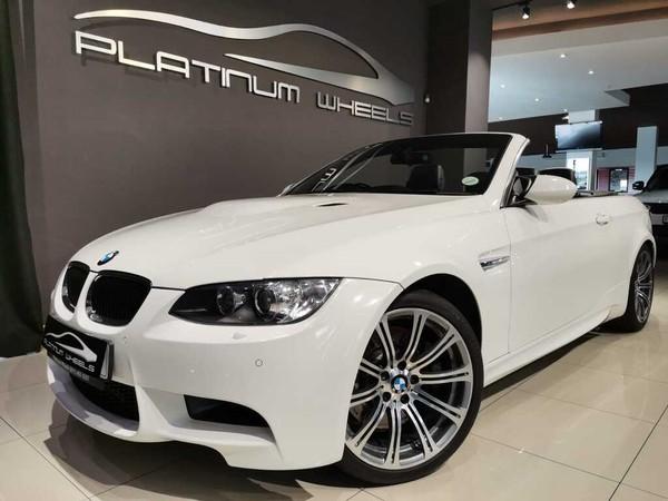 2014 BMW M3 Convertible M Dynamic M-dct  Gauteng Four Ways_0
