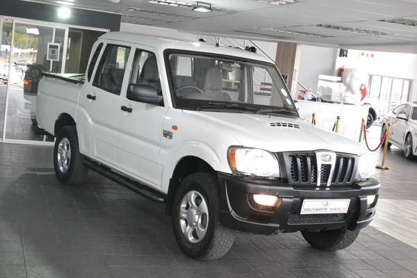 2013 Mahindra Scorpio 2.2 Crde Mhawk Pu Dc  Gauteng Roodepoort_0