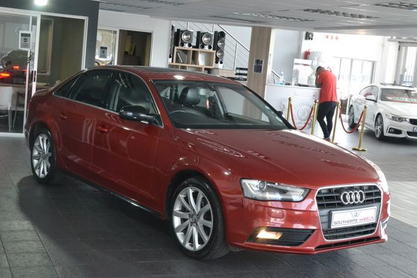 2013 Audi A4 1.8t Avant Multitronic  Gauteng Roodepoort_0