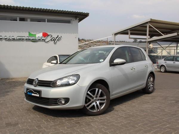 2012 Volkswagen Golf Vi 1.4 Tsi Comfortline Dsg  Gauteng Kyalami_0