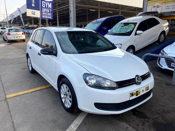 2011 Volkswagen Golf Vi 1.6i Trendline  Gauteng Pretoria_0