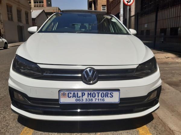 2018 Volkswagen Polo GP 1.0 TSI R-LINE DSG Gauteng Marshalltown_0