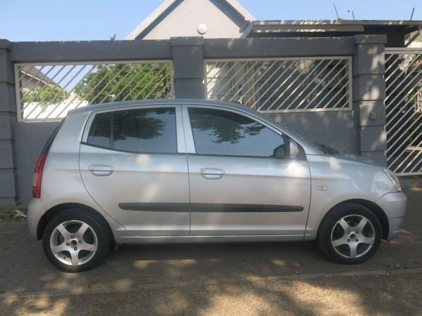 2007 Kia Picanto 1.1 Lx Ac  Gauteng Rosettenville_0