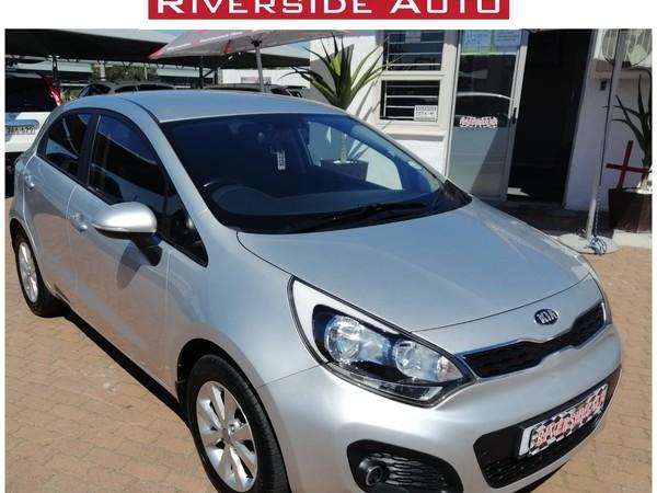 2014 Kia Rio 1.4 5dr  Western Cape Cape Town_0