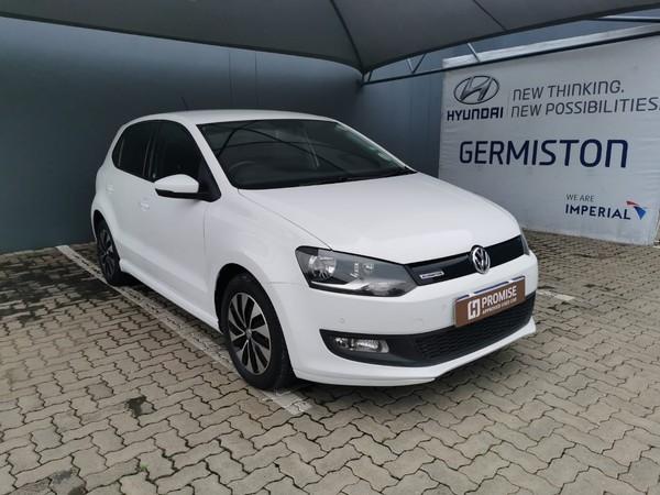 2016 Volkswagen Polo GP 1.0 TSI Bluemotion Gauteng Germiston_0