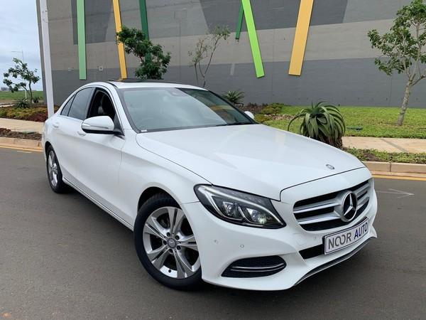 2014 Mercedes-Benz C-Class C200 Be Avantgarde At  Kwazulu Natal Umhlanga Rocks_0