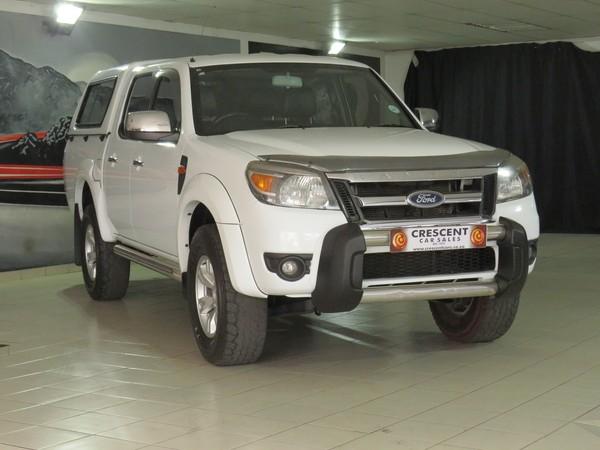 2011 Ford Ranger 3.0tdci Hi-trail Xle Pu Dc  Kwazulu Natal Pietermaritzburg_0