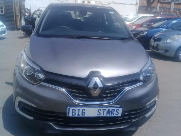 2019 Renault Captur 1.2T Dynamique 5-Door 88kW Gauteng Johannesburg_0