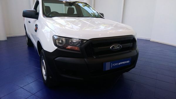 2017 Ford Ranger 2.2TDCi LR Single Cab Bakkie Western Cape Cape Town_0