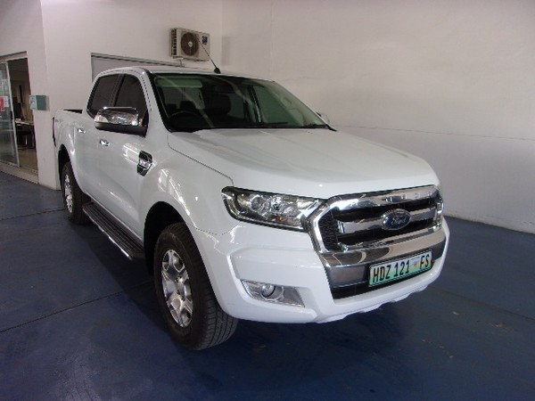 2016 Ford Ranger 3.2TDCi XLT Auto Double Cab Bakkie Free State Kroonstad_0