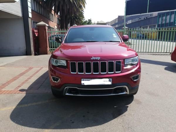 2014 Jeep Grand Cherokee 3.0L CRD 75TH Gauteng Johannesburg_0
