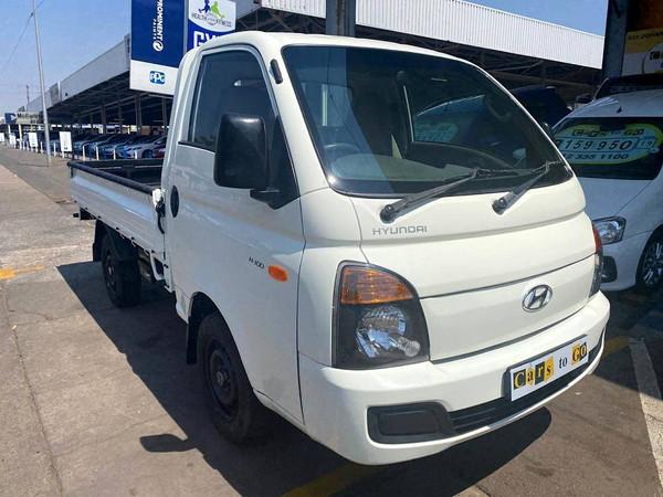 2017 Hyundai H100 Bakkie 2.6d Ac Fc Ds  Gauteng Pretoria_0