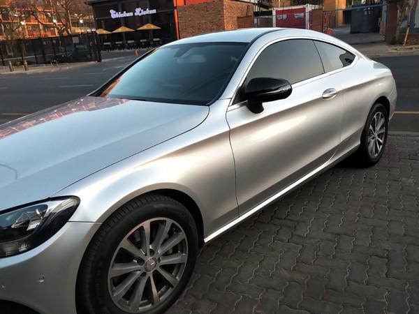 2017 Mercedes-Benz C-Class C200 Coupe Auto Gauteng Pretoria_0
