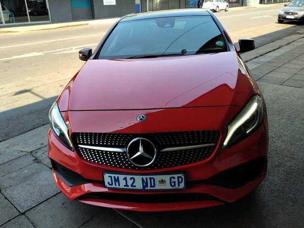 2017 Mercedes-Benz A-Class A 200 AMG Auto Gauteng Pretoria_0