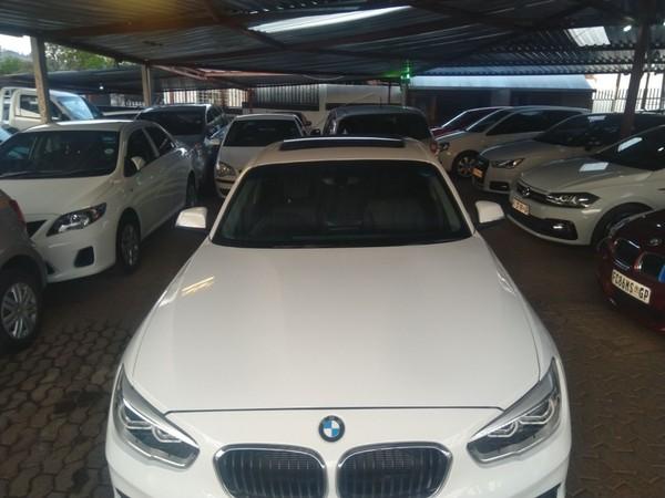 2018 BMW 1 Series 118i Edition Sport Line Shadow 5-Door Auto F20 Gauteng Jeppestown_0