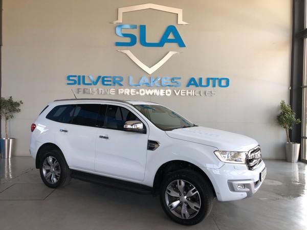 2017 Ford Everest 3.2 TDCi XLT 4X4 Auto Gauteng Pretoria_0