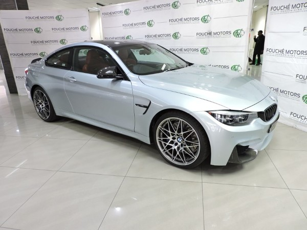 2017 BMW M4 Coupe M-DCT Competition Gauteng Vereeniging_0