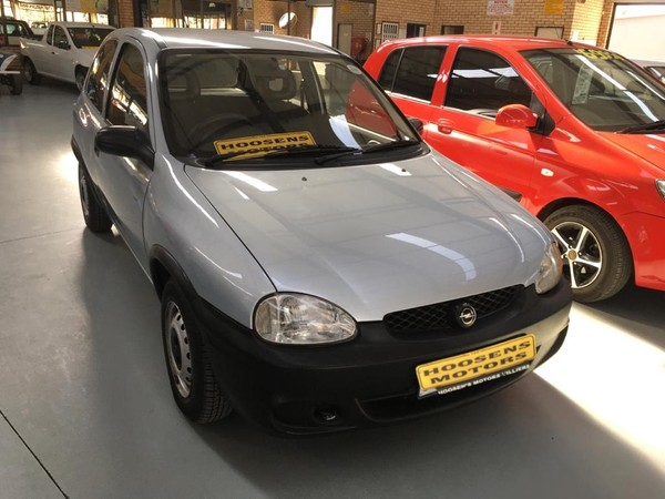 2001 Opel Corsa Lite 1.4i  Free State Villiers_0