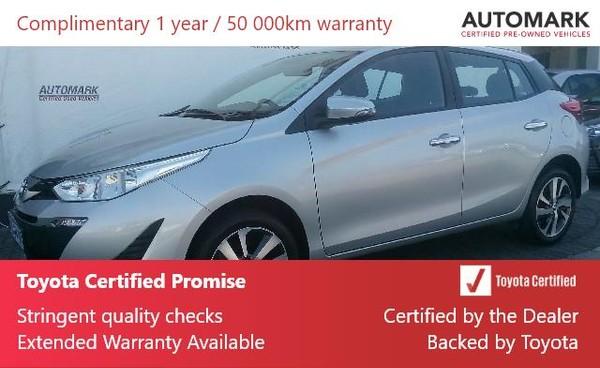 2019 Toyota Yaris 1.5 Xs CVT 5-Door Eastern Cape East London_0