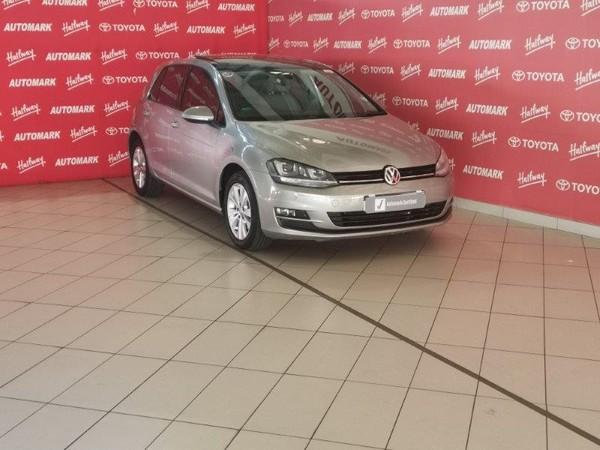 2013 Volkswagen Golf Vii 1.4 Tsi Comfortline Dsg  Gauteng Sandton_0
