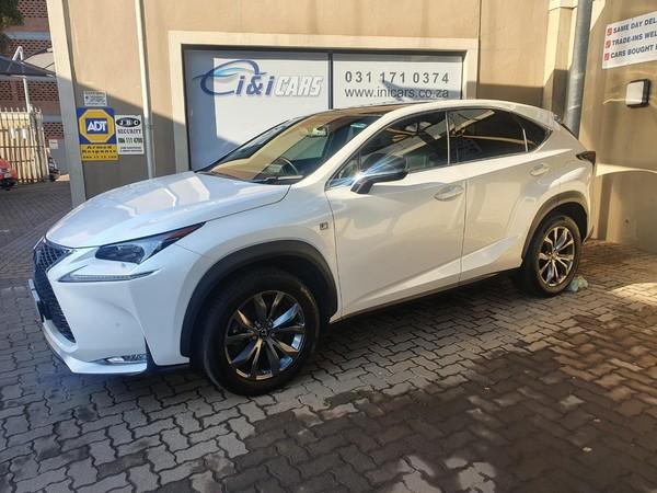 2017 Lexus NX 2.0 T F-Sport Kwazulu Natal Durban_0