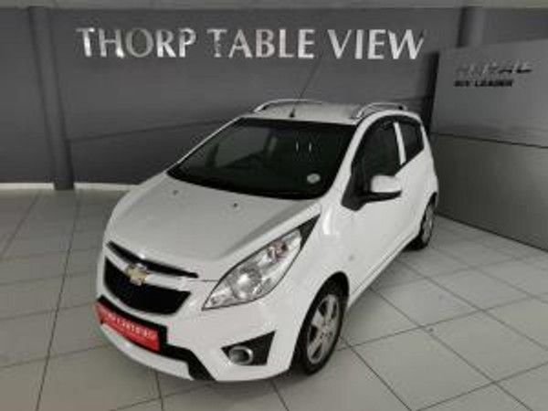 2012 Chevrolet Spark 1.2 Ls 5dr  Western Cape Table View_0