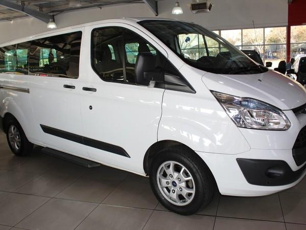 2013 Ford Tourneo 2.2D Trend LWB 92KW Gauteng Alberton_0