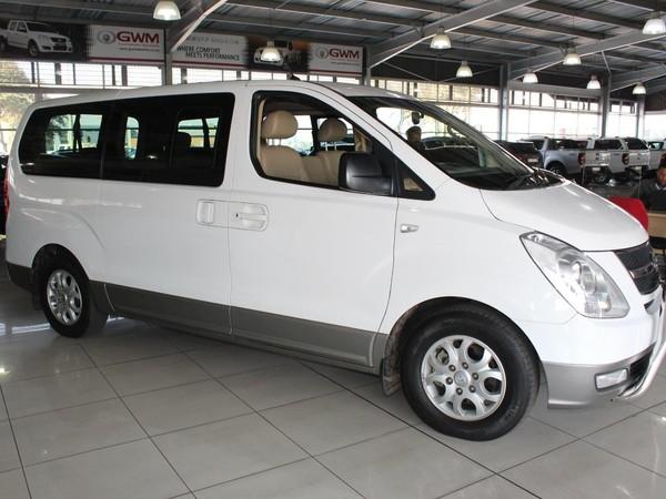 2012 Hyundai H1 2.5 Crdi Wagon At  Gauteng Alberton_0
