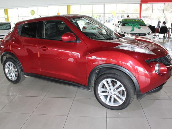 2013 Nissan Juke 1.6 DIG -T Tekna AWD CVT Gauteng Alberton_0