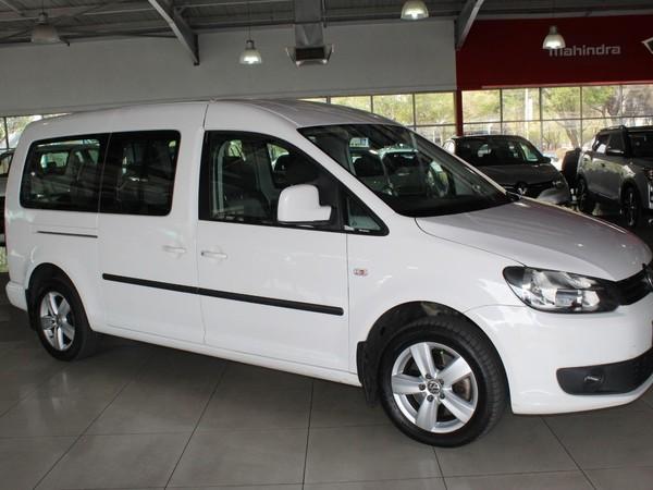 2012 Volkswagen Caddy Maxi 2.0tdi Trend Dsg  Gauteng Alberton_0