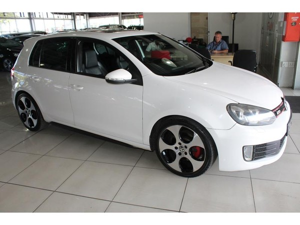 2011 Volkswagen Golf Vi Gti 2.0 Tsi  Gauteng Alberton_0