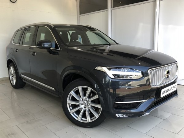 2016 Volvo XC90 D5 Geartronic AWD Inscription Western Cape Cape Town_0