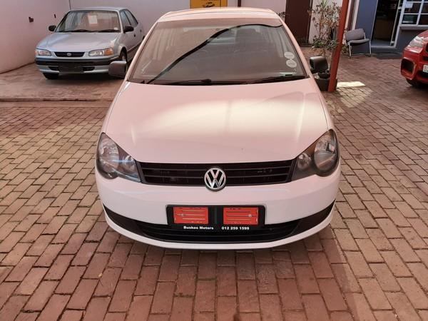 2013 Volkswagen Polo Vivo 1.6 Trendline North West Province Hartbeespoort_0