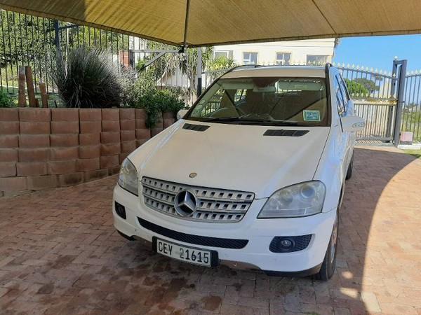 2007 Mercedes-Benz M-Class Ml 350  Western Cape Gordons Bay_0