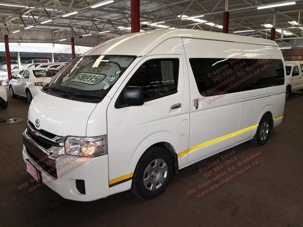 2016 Toyota Quantum 2.5 D-4d 14 Seat  Western Cape Goodwood_0