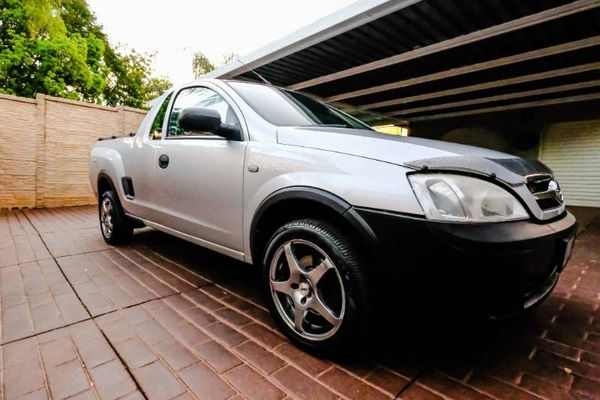 2008 Opel Corsa Utility 1.4 Club PU SC Gauteng Garsfontein_0