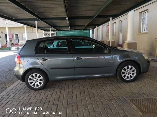 2005 Volkswagen Golf 1.6 Comfortline  Free State Bloemfontein_0
