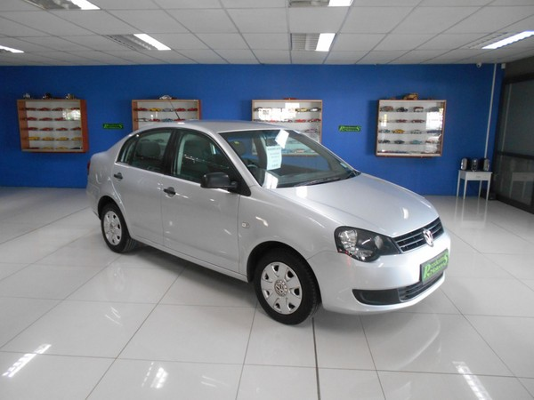 2010 Volkswagen Polo Vivo 1.4 Free State Bloemfontein_0