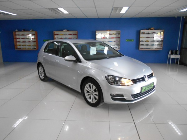 2013 Volkswagen Golf Vi 1.4 Tsi Comfortline  Free State Bloemfontein_0