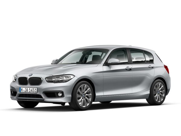2016 BMW 1 Series 118i 5DR Auto f20 Western Cape Somerset West_0